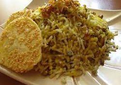 کیچری ( غذای هندی )