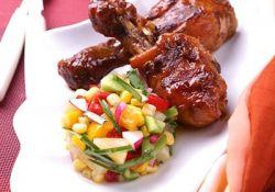 خوراک مرغ مالزیایی(چیکن مالزین)